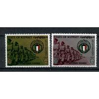 Кувейт - 1970 - Национальная армия - [Mi. 513-514] - полная серия - 2 марки. MNH.