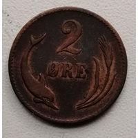 Дания 2 эре 1875