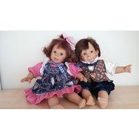 Характерны куклы 40-42 см.