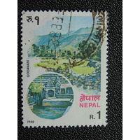 Непал 1980 г. Флора.