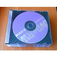 Диски DVD+RW 4,7GB 4x (Всего 44 штуки) и CD+RW 700 MB (Всего 2 штуки)