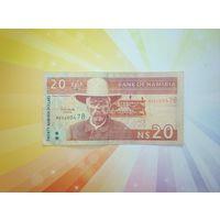 Намибия 20$