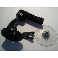 Части крепления на стекло на присоске для навигатора, телефона