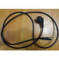 Силовой кабель 220в для ПК стандартный