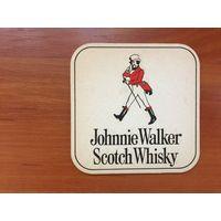 Подставка под виски Johnnie Walker