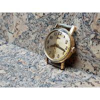 Часы Зим,позолота,редкий гильошированный циферблат.Старт с рубля.