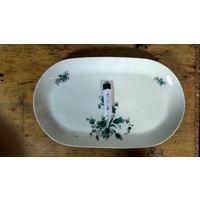 Большая тарелка кахла ГДР