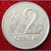 7403:  2 цента 1991 Литва