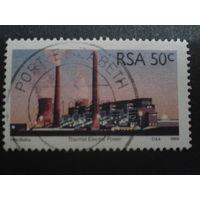 ЮАР 1989 элекростанция