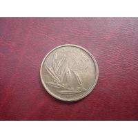 20 франков 1982 Q года Бельгия