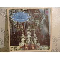 Амадеус Веберзинке (орган) - И.С.Бах. Органная месса - Мелодия, РЗГ - 2 пл-ки в коробке