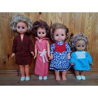 Куклы немецкие номерные времён СССР