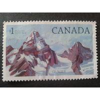 Канада 1984 стандарт, горы