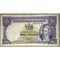 1 фунт 1956г -капитан Кук-
