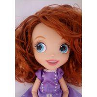 Кукла принцесса София музыкальная