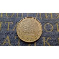 10 пфеннигов 1995 (A) Германия ФРГ #04