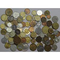 Иностранные монеты мира  без повторов