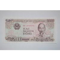 Вьетнам, 2000 донг 1988 г.