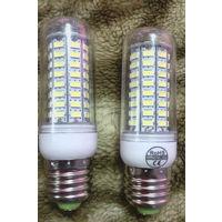 Светодиодная лампочка Led 72 SMD 5730 Е27 LED 220V  6000К