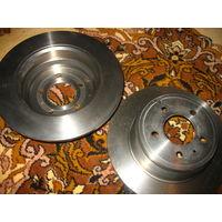Комплект дисков тормозных Volvo, ABS 16237! Новые!