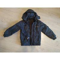 Куртка для мальчика 134-140