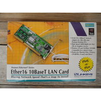Модуль Ether16 10BaseT LAN Card