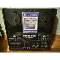 Катушечный магнитофон (бабинник) Идель 001-1стерео