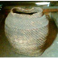 Короб (корзина) большой плетеный