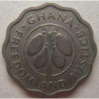 Гана 2,5 песева 1967 г.