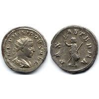 Антониниан 247, Филипп II - Philip II, Римская империя