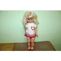 Кукла из СССР старт с 2 рублей без МЦ смотрите другие лоты много торгов с 2 рублей!!!