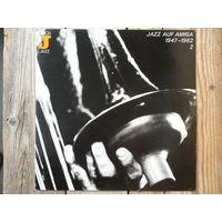 Разные исполнители - Jazz auf Amiga 1947-1962 (2) (Amiga, ГДР)