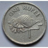 Сейшелы, 1 рупия 1997 г.
