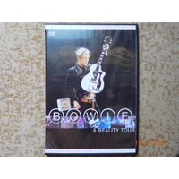 DVD DAVID BOWIE - A REALITY TOUR