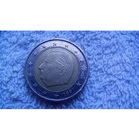 Бельгия 2 евро 2007г. распродажа