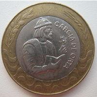 Португалия 200 эскудо 1997 г. (g)