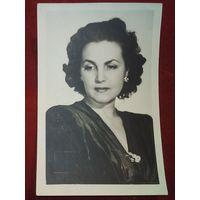 Тамара Макарова 1954 г Укрфото артистка актриса