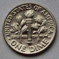 США, 10 цент 1995 г. Р