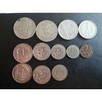 Сборный лот польских монет