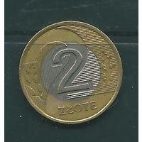 2 злотых, Польша 1994 г.