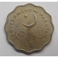 Пакистан 10 пайс 1962 г