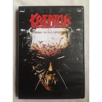 РАСПРОДАЖА DVD! KREATOR - ENEMY OF GOD REVISITED