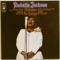 LP Mahalia Jackson - Welcome To Europe