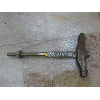 101434 Citroen C5 01-04 ограничитель двери