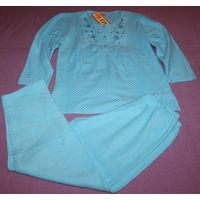 Пижама женская махровая. Размер 52-54
