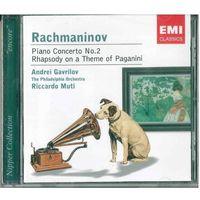 CD Rachmaninov - Andrei Gavrilov / Riccardo Muti / Philadelphia Orchestra - Piano Concerto No. 3 / Rapsody on a Theme of Paganini (2005)