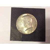 1/2 доллара 1964