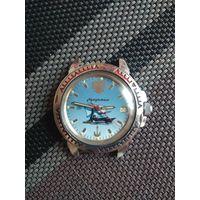 Часы командирские Адмиральские 2414 водонепроницаемые