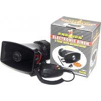 Сирена 80W 3-тональная с громкоговорителем Premier 12V ES360