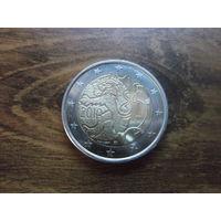 Финляндия 2 евро 2010
